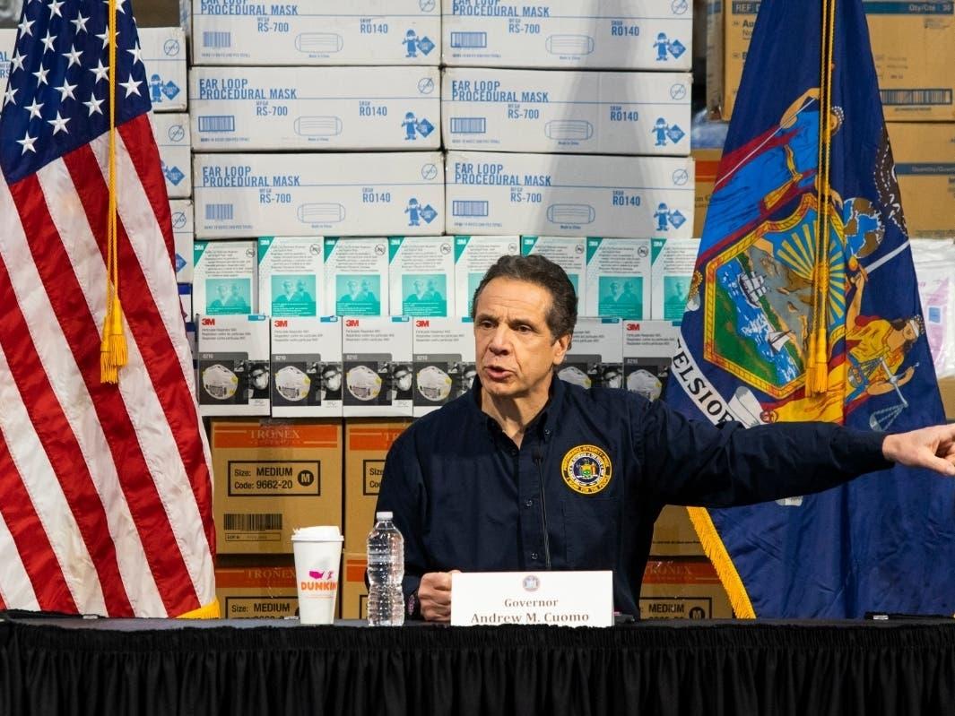 Coronavirus Leadership Has Many Urging Cuomo To Run For President
