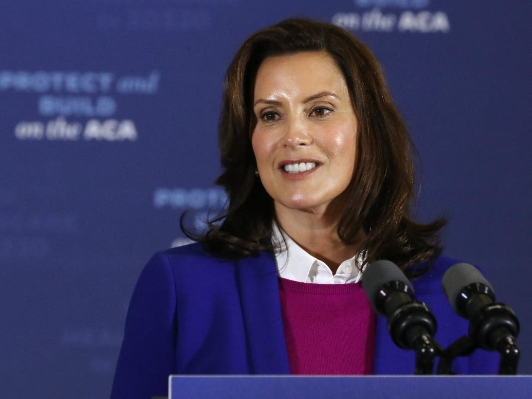 Here's How To Watch Whitmer's State Of The State Wednesday Night
