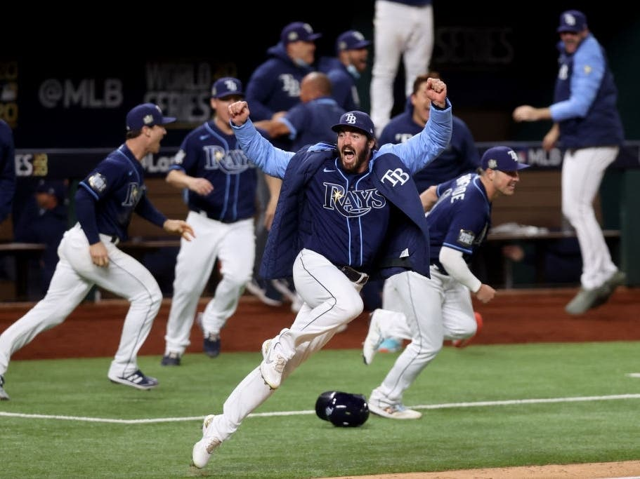 World Series Game 5 Predictions Favor Rays After Game 4 Comeback