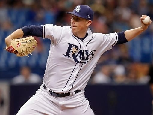 Rays Ryan Yarbrough Nominated For Roberto Clemente Award - Patch.com
