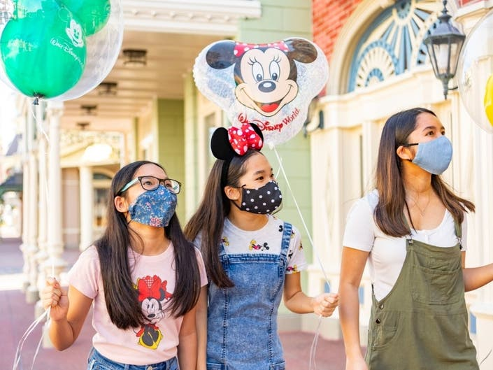 Face Masks Required Again For All Walt Disney World Guests