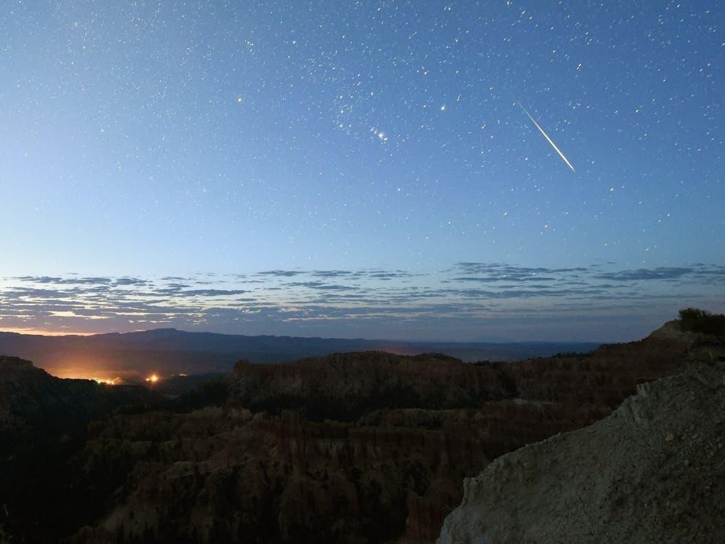 Lyrid Meteor Shower Peak: When To See Fireballs In Austin Area
