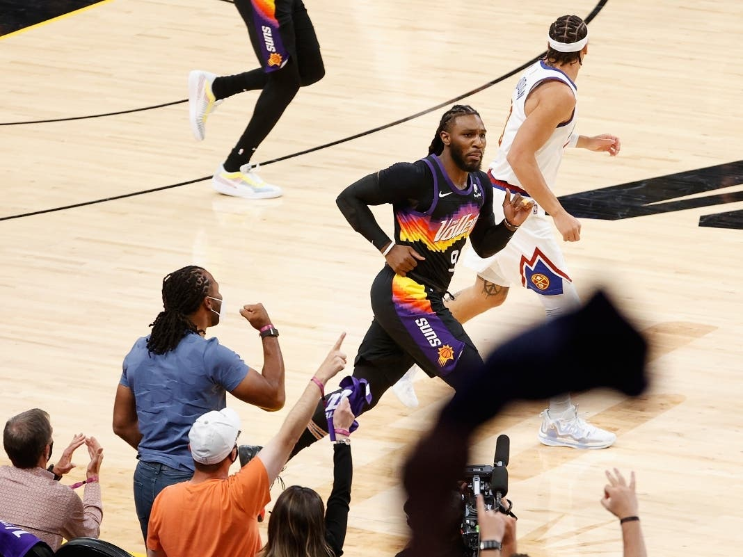 NBA Playoffs: How To Watch Game 3 Of Phoenix Suns-Nuggets Series