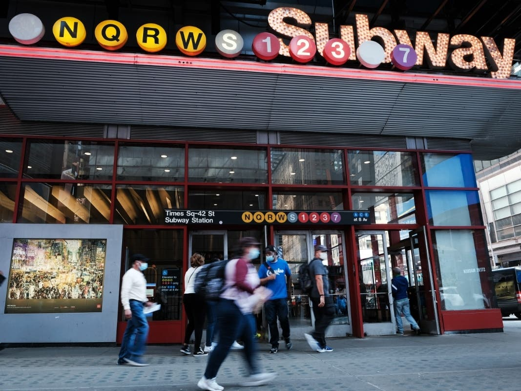 Straphangers Return To Subway In Highest Numbers Since Pre-COVID