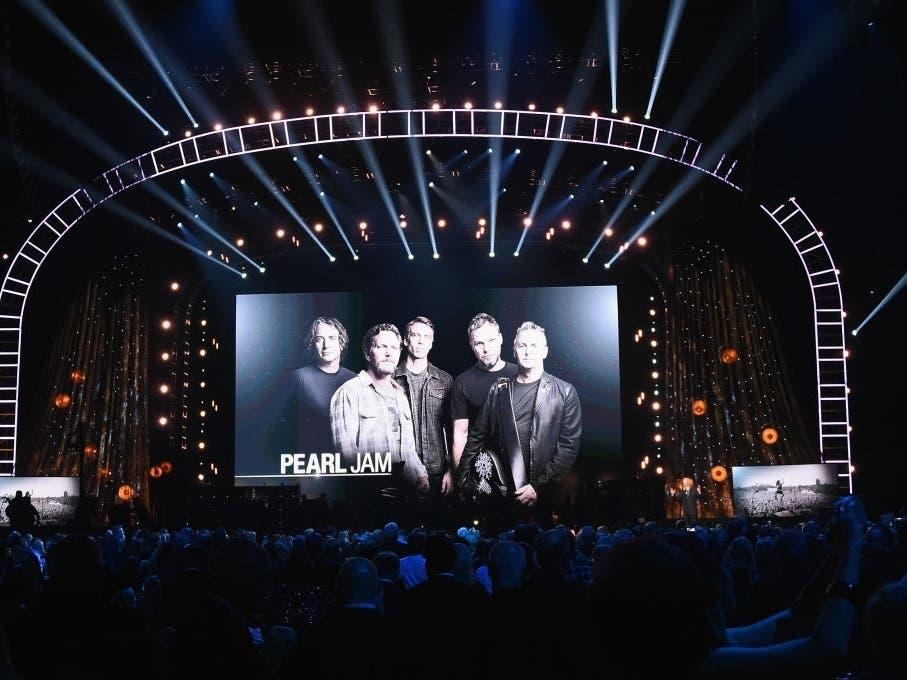 Pearl Jam Concert Postponed In Baltimore Over Coronavirus Concern Baltimore Md Patch