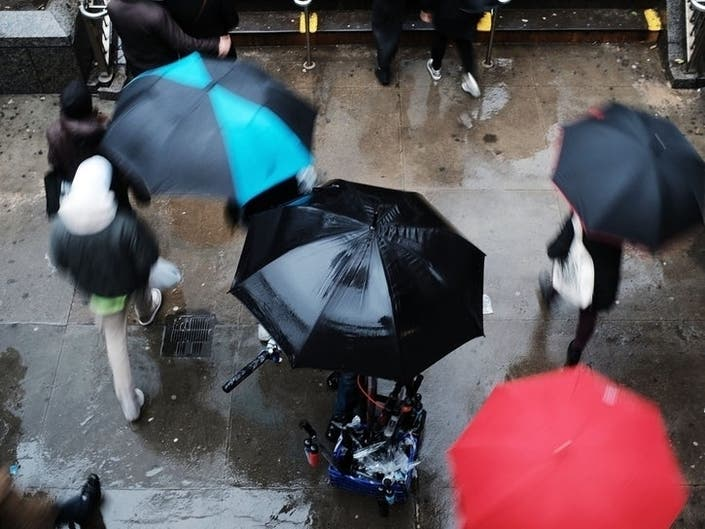 Rain, Storms, Limited Sun For Long Island This Week