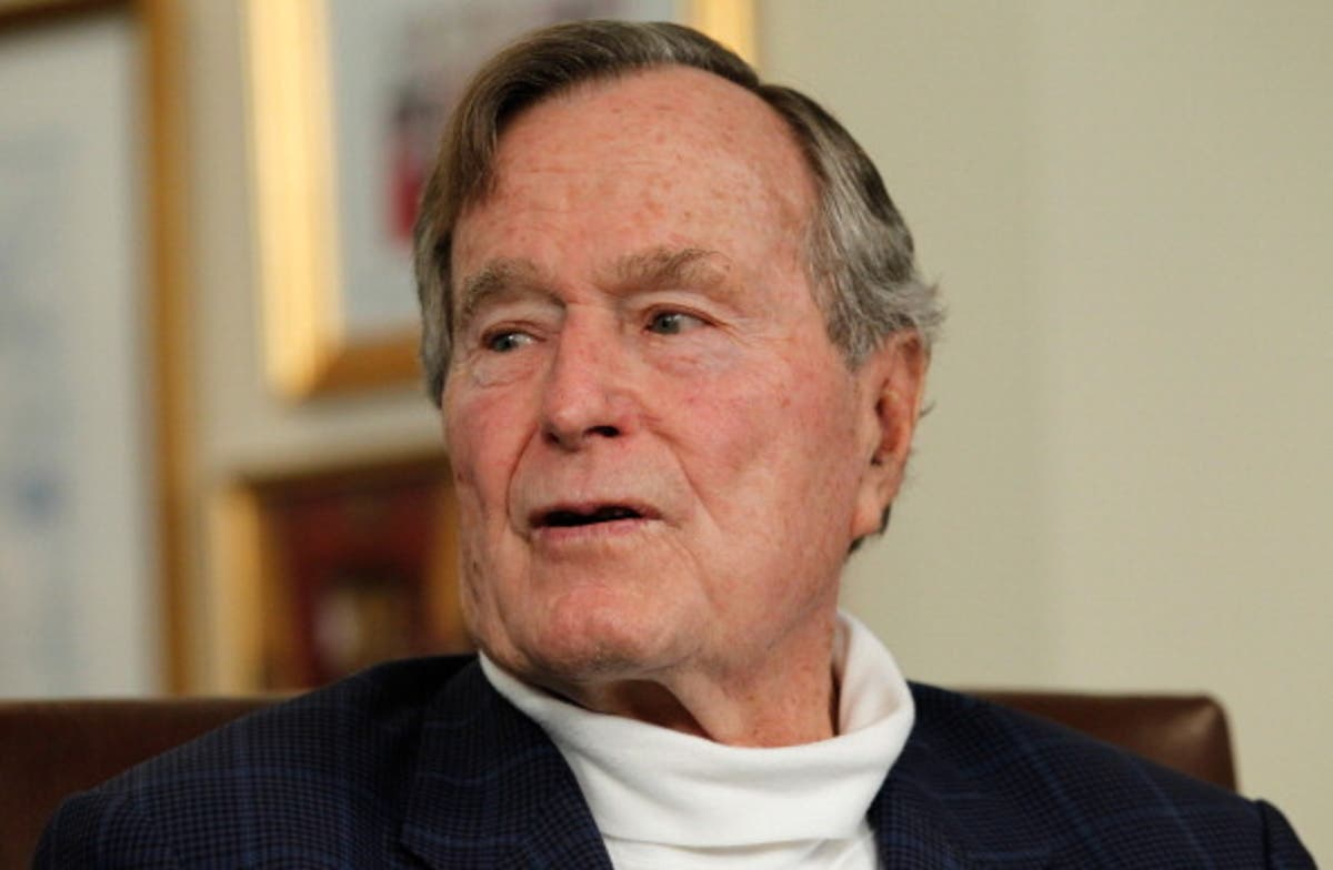 MD Leaders React To Death Of 41st President George H W  Bush