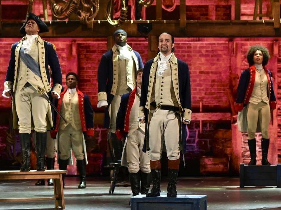 What To Watch July 4 Weekend: 'Hamilton,' 'Captain America,' More