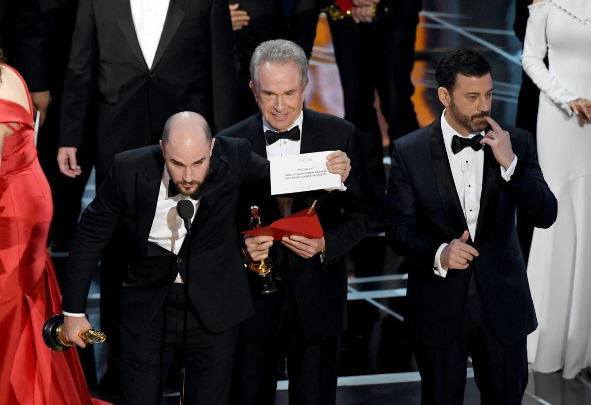 2017 Oscar Winners Full List: Best Picture Erroneously