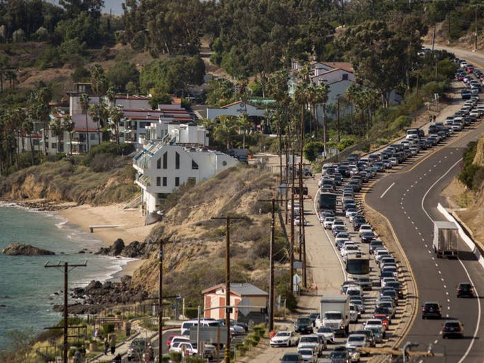 Miles Of Pch To Unopen For Repairs