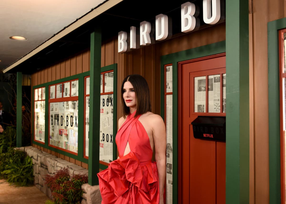 Monrovia's 'Bird Box' House Becomes Tourist Attraction