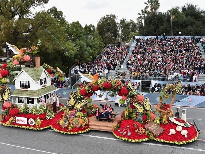 Rose Parade   Animal Hijinks   NYE Events   LA Today