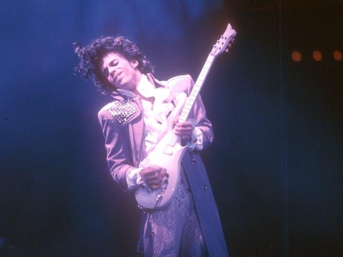 Keys, Legend, Beck Perform Prince Tribute At LA Convention Center