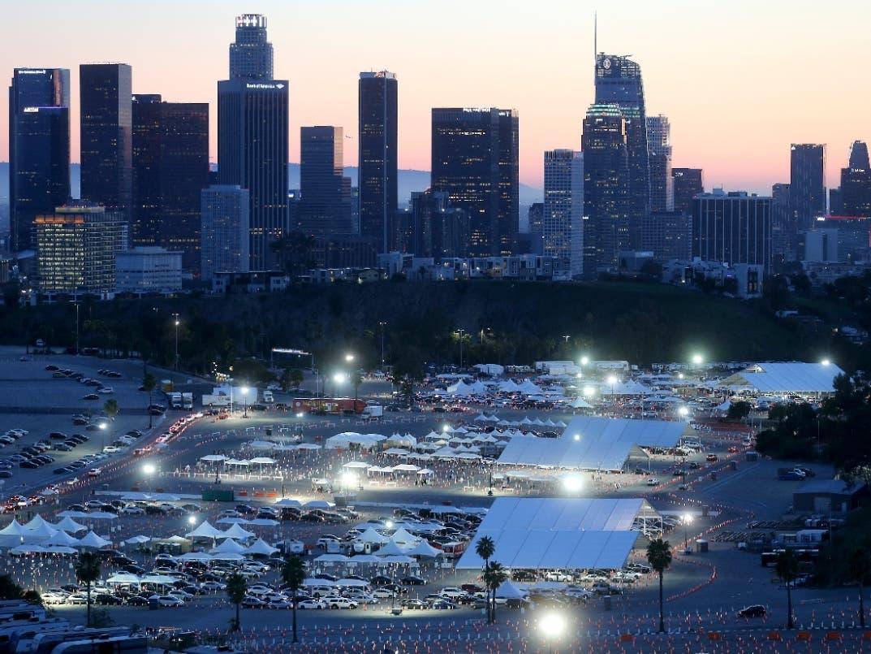 New Coronavirus Cases Climb Again In Los Angeles