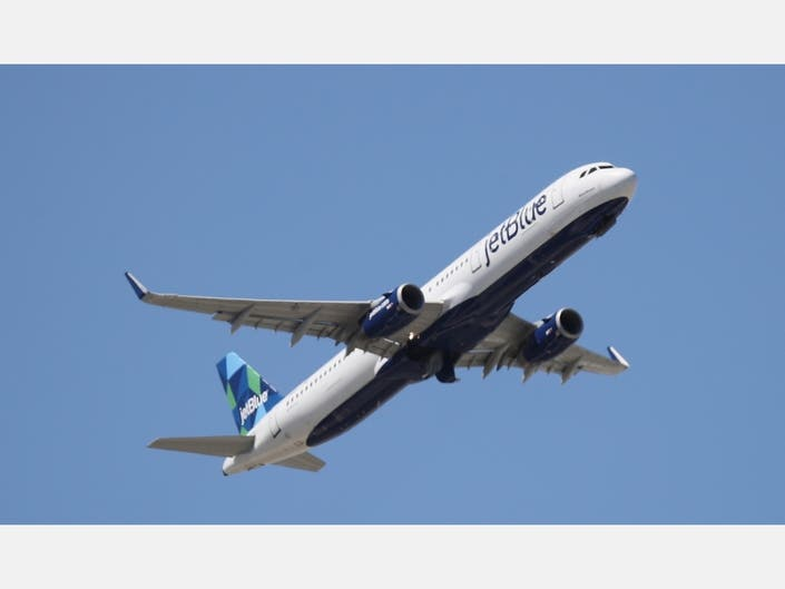 JetBlue wants to stop flying out of Chicago until September.