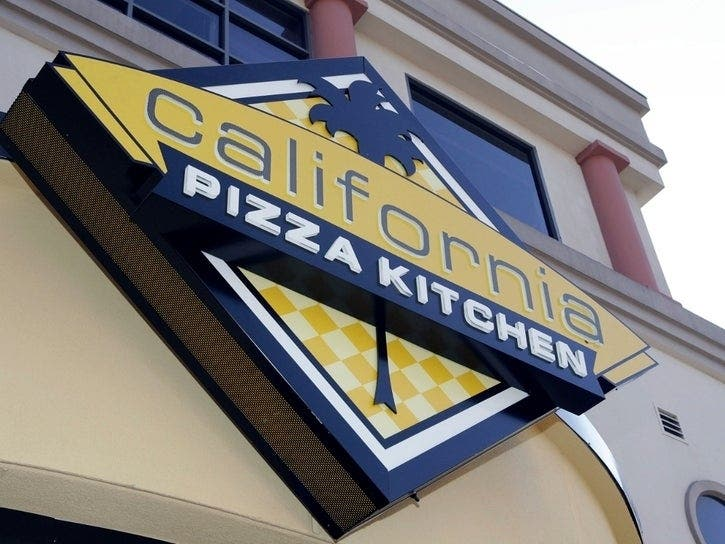 California Pizza Kitchen Files For Bankruptcy Temecula Spot Open Temecula Ca Patch