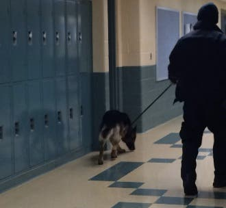 Nashua High Schools Undergo Drug Sweep   Nashua, NH Patch