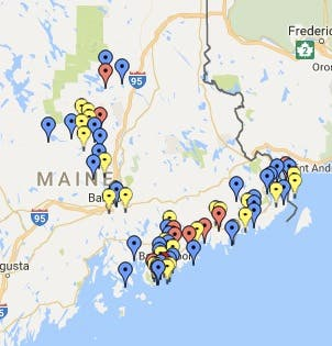 Maine Power Outages 30 000 Still In The Dark Augusta Me Patch