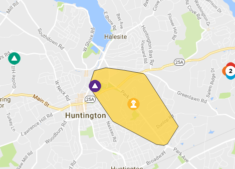 More Than 1,000 Affected By Power Outage In Huntington: PSEG ...