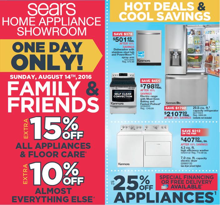 Sears in Turnersville - Extra 15% off Sale! | Gloucester