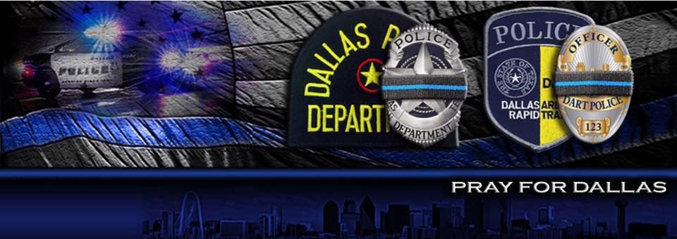 Dallas Shooting: Police Provide Links For Those Wishing To
