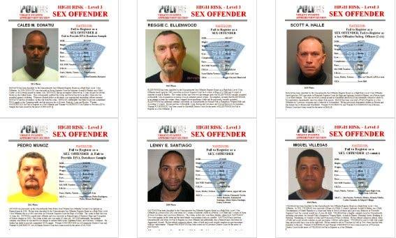 Boston sexual predator list