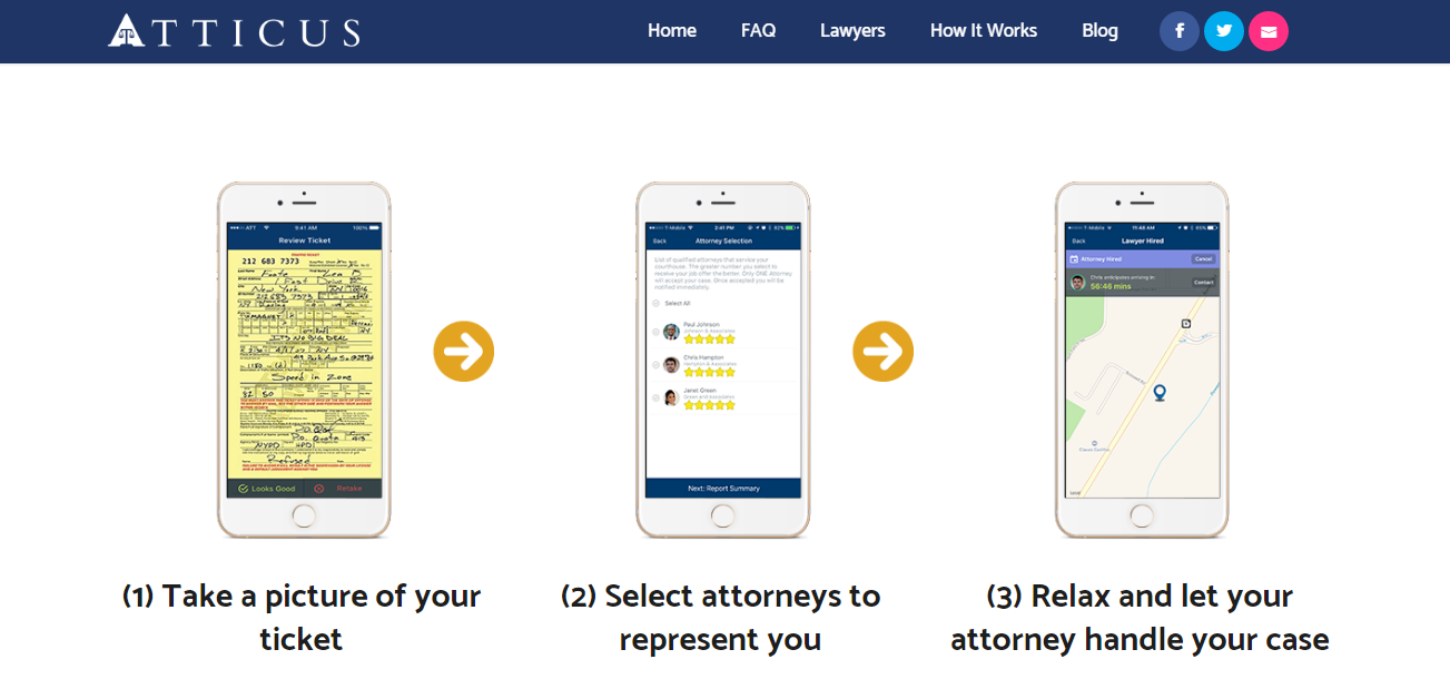 Speeding Ticket App >> Atlanta Based App Revolutionizes Traffic Ticket Industry