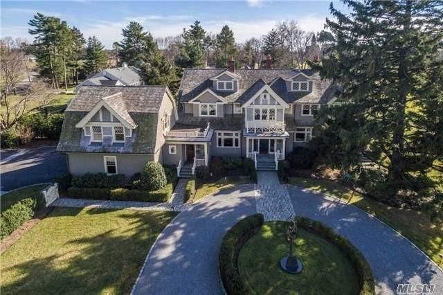 Exceptionnel Seven Bedrooms, Seven Full Baths, Three Half Baths. This Grand Colonial  Boasts 16 Rooms: Living Room With Fire Place, Formal Dining Room With Fire  Place, ...