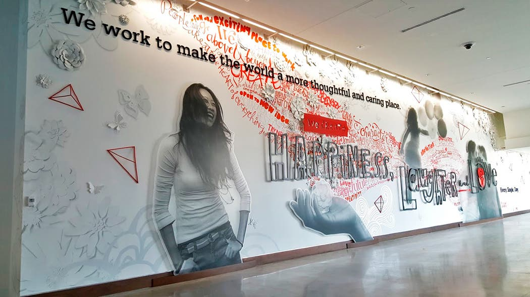 American greetings opens in westlake westlake oh patch the creative studios was designed by architecture firm callisonrtkl and brought to life by walsh construction other partners in the construction process m4hsunfo