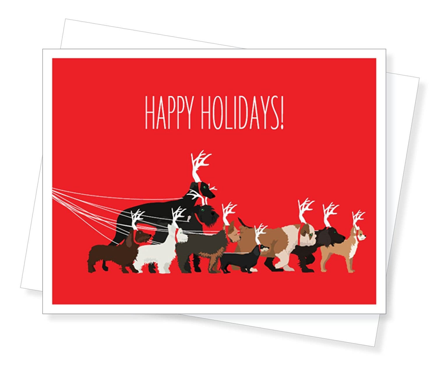Holiday Cards in Every Style: 22 Ways to Spread Some Cheer ...