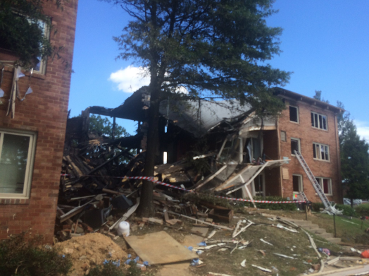Maryland Apartment Explosion: 2 Dead, 32 Injured, Others Missing