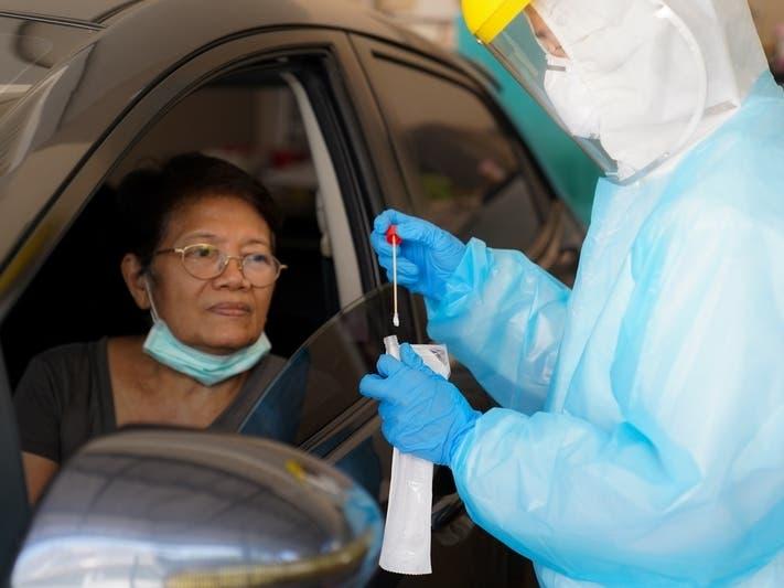 New Drive Through Coronavirus Test Site In Berkeley Berkeley Ca Patch