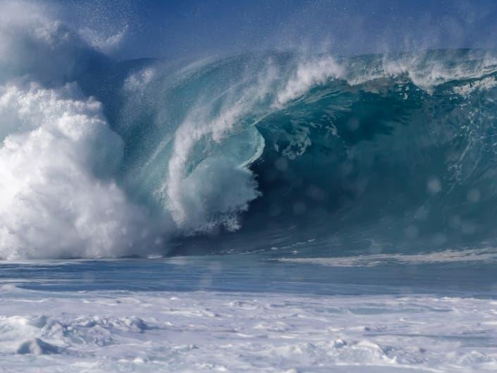 Coastal North Bay High-Surf Advisory: 22-Foot Waves Possible