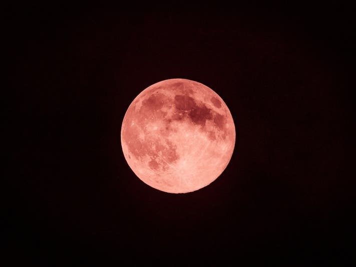 Strawberry Moon: How To See The June Full Moon In Concord