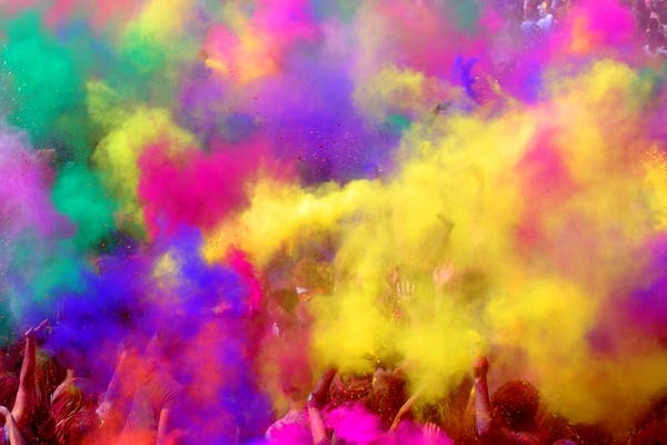 'F.I.T. Fun Color Run'& Kids' Obstacle Course 2019: Temecula