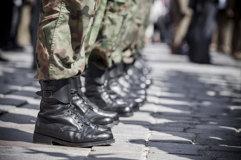Local Event: Annual 2.2 for 22 Walk for Vets Challenge 2020: East Bay