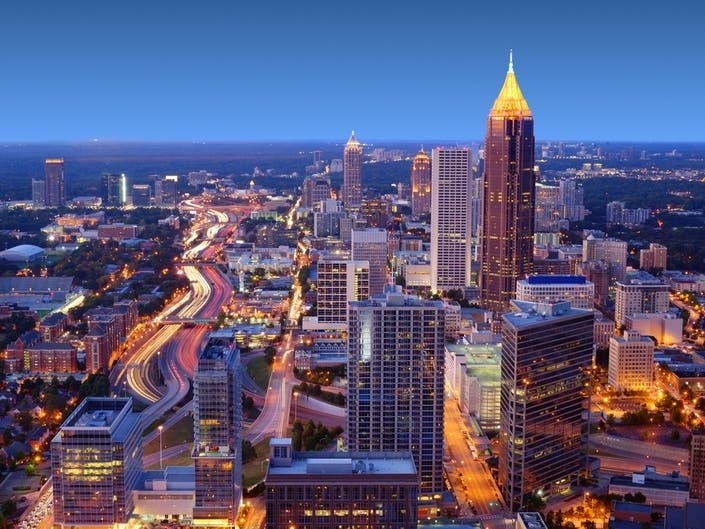 Here's How Atlanta Ranks Among Best Large Cities In Nation | Atlanta