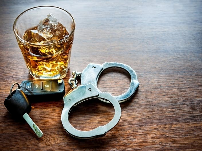 Middletown Police Sgt. Charged With DWI, Leaving Accident Scene
