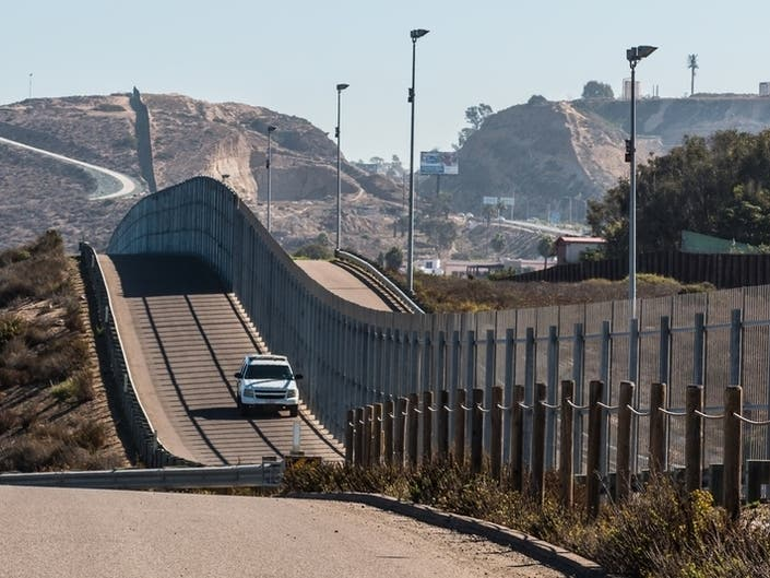 Arguments On Trumps $1 Billion Wall Spend In SF Appeals Court