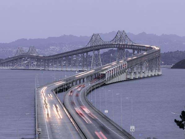 Richmond-San Rafael Bridge Repairs Complete