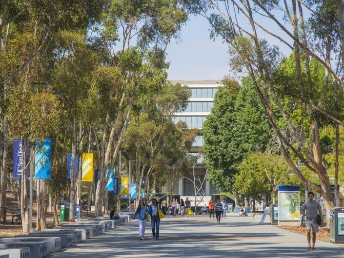 Ucsd Academic Calendar 2019.Uc San Diego Ranked World S 18th Best University La Jolla Ca Patch