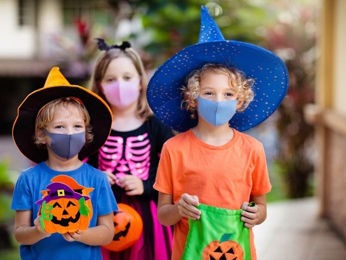 Trick-Or-Treating Candy Poses Minimal COVID-19 Risk: Study ...