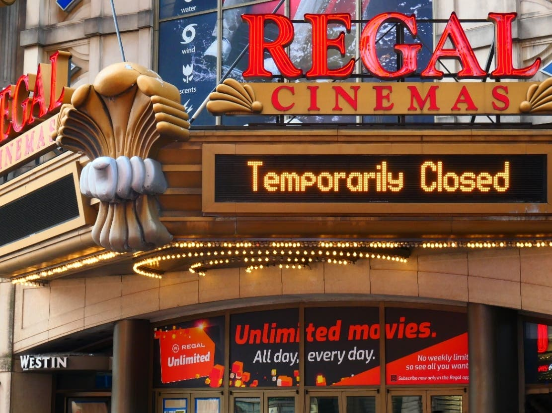 Halloween 2020 Day Opf Week Regal Cinemas May Close All Los Angeles County Locations | Los