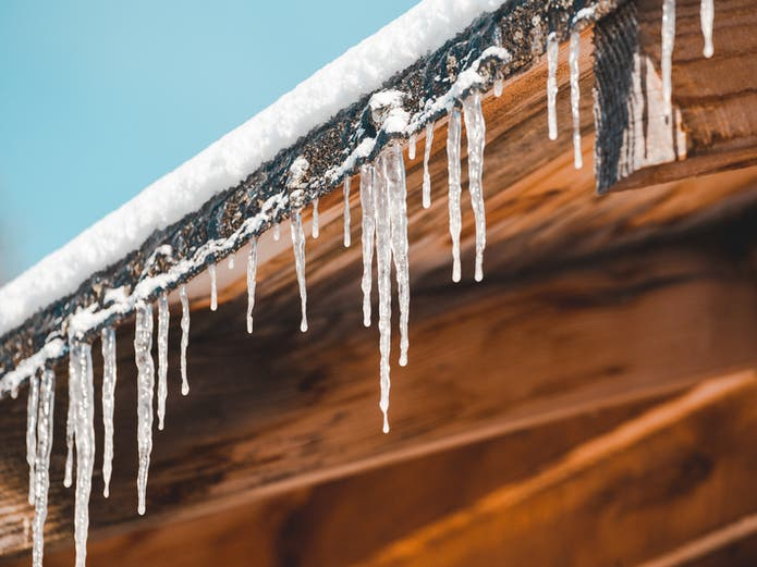 Prepare your home for winter and avoid the risk of ice dams on the roof of your house.