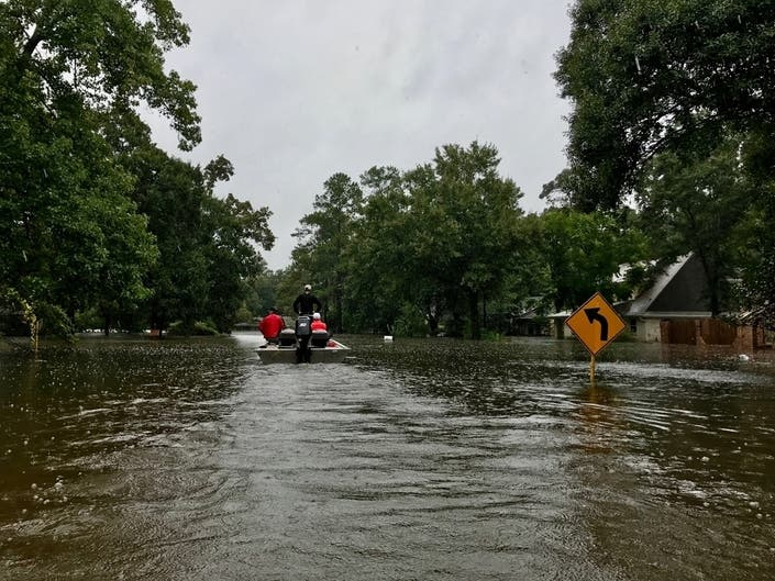 Kingwood Residents Sue Home Builder After May Flood Damages