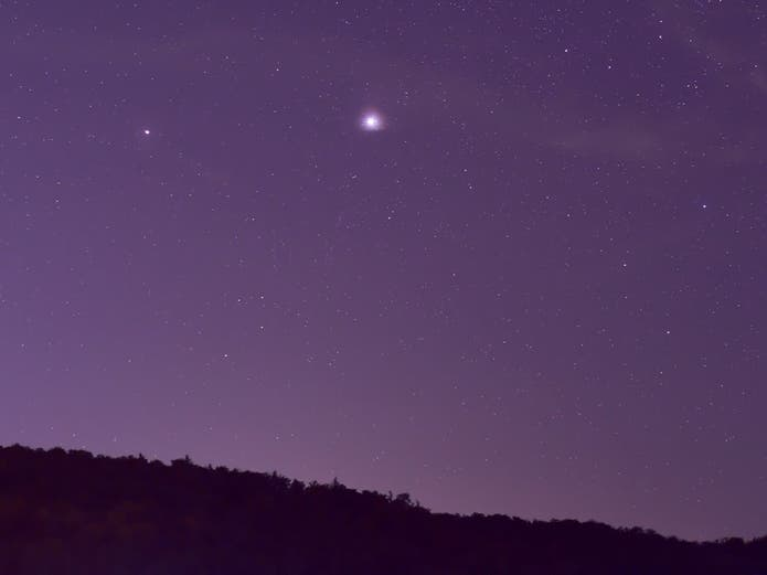 There Will Be Five Visible Planets In The Sky This Week