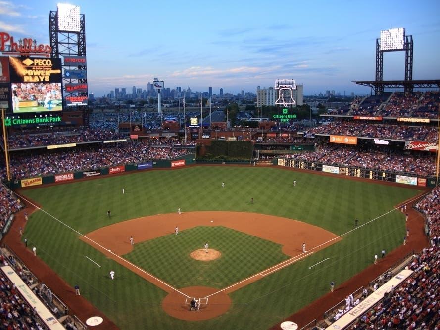 WATCH: Young Phillies Fan Gives Foul Ball To Fellow Fan