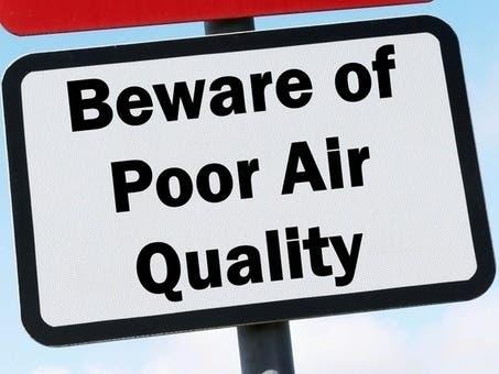 N. Hollywood-Toluca Smog Alert: Unhealthy Air Quality Forecast