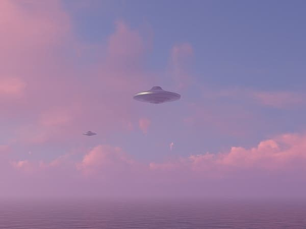 As UFOs Arrive In News, See Latest Puget Sound Sightings