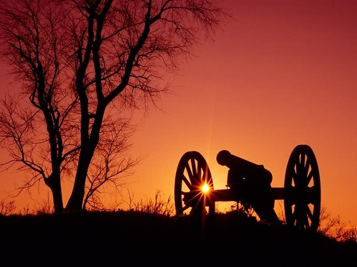 Cannon Fire To Accompany 1812 Overture Performance In Naperville